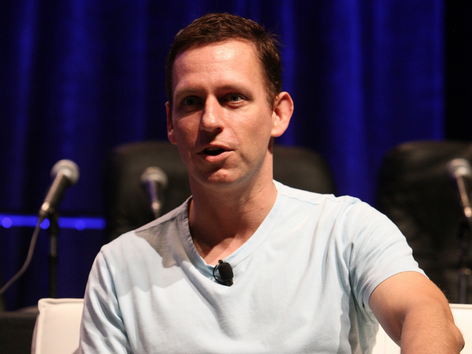 Peter theil, Stanford university, Paypal founder, Paypal